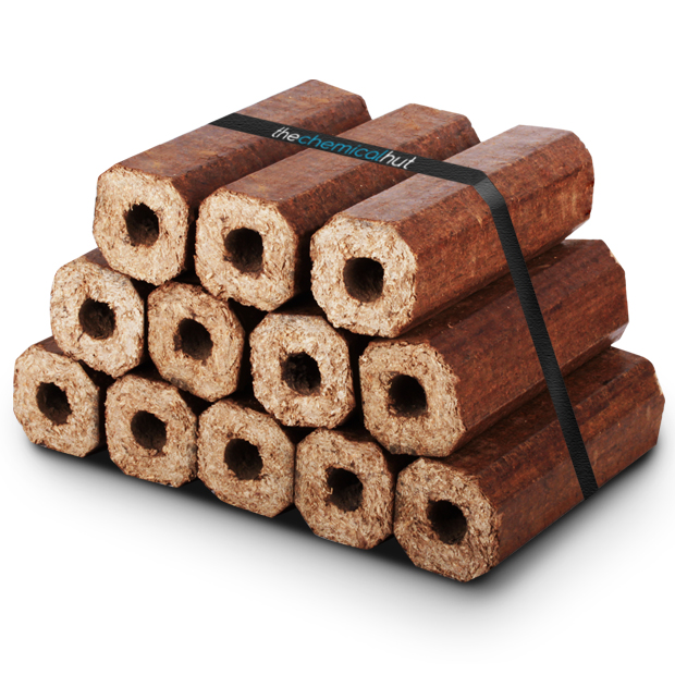 Eco wooden fire fuel heatlogs briquettes firewood for open