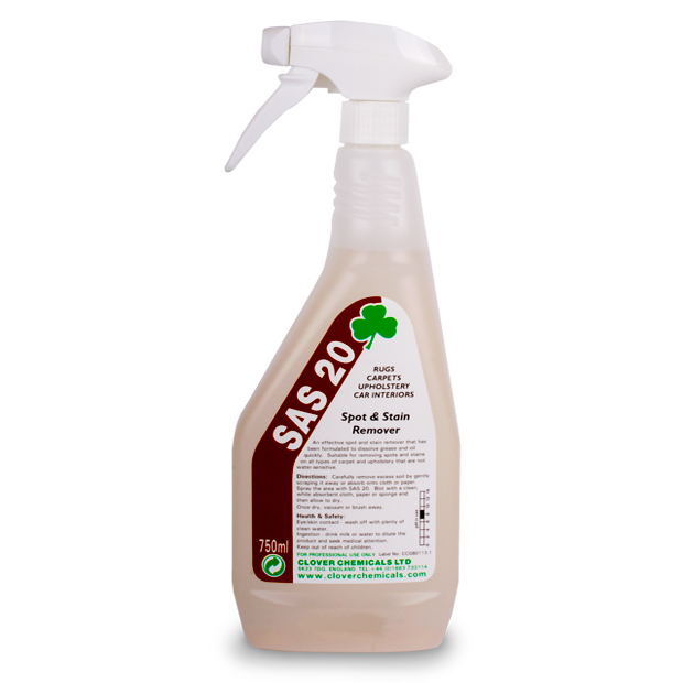 Sofa Fabric Stain Remover: Carpet & Fabric Spot & Stain Remover Dissloves Grease Oil